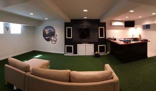 Game Day Home Theater