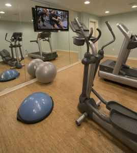 Integrated Exercise Room