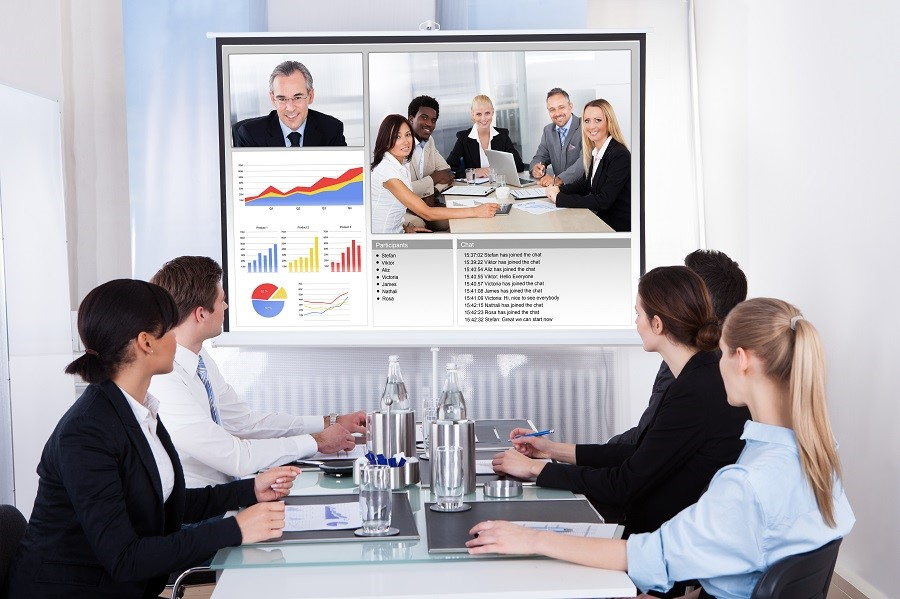 How a Smart Boardroom Can Save Money