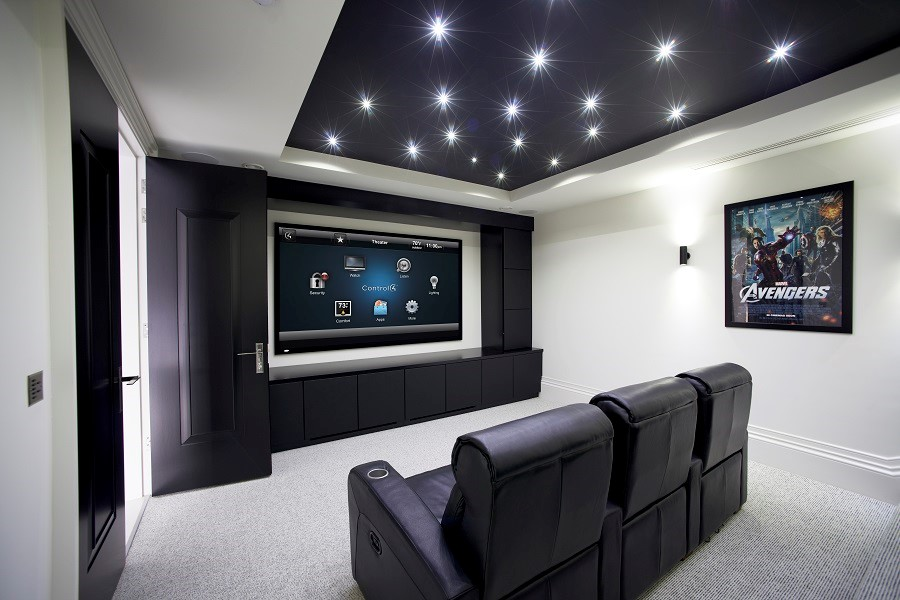 What Splurges Should You Make for Your Home Theater?